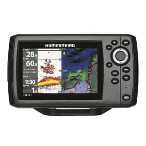 Humminbird 410210-1 Chirp GPS Helix 5 G2 Fish Finder