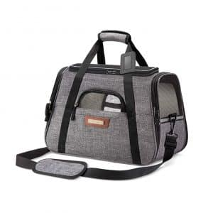 SLEEKO Luxury Pet Carrier