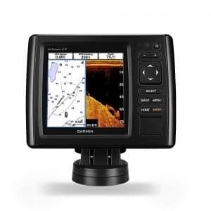 Garmin echo 010-01799-01 MAP CHIRP 54cv with transducer