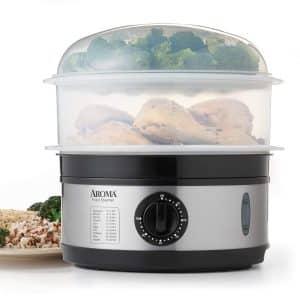 Aroma Housewares 5-Quart Food Steamer