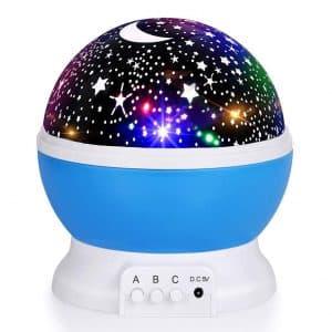 Luckkid Baby Night Light Projector