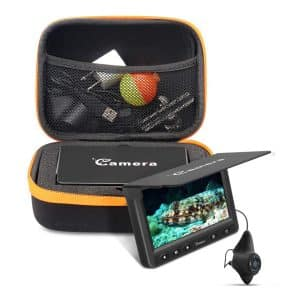 Moocor Underwater Portable Fish Finder Fishing Camera