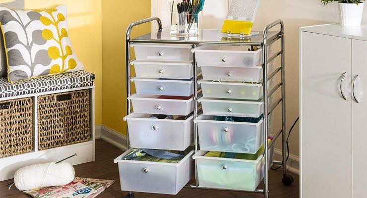Plastic Drawers