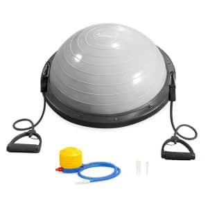 Sportneer Balance Balance Trainer Ball with Resistance Bands
