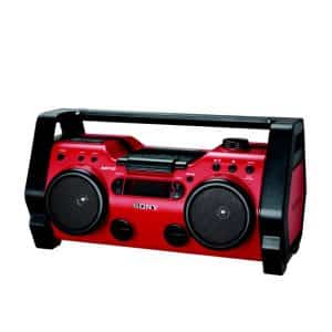 Sony ZSH10CP Portable Radio Speaker System
