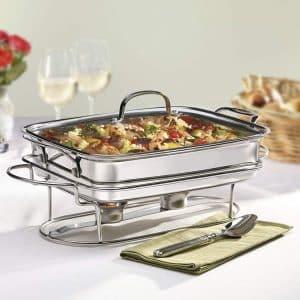 Cuisinart 5-Quart Stainless Steel Buffet Server