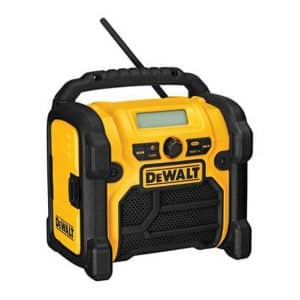 DEWALT 20V Compact Jobsite Radio