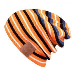 Mydeal Winter Unisex Bluetooth Beanie Hat Headphone