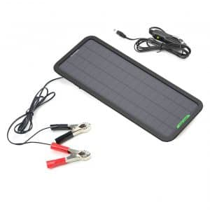 ALLPOWERS 18V 5W Solar Car Battery Charger