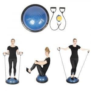ARLISA Yoga Half Ball Dome Exercise Workout Balance Trainer