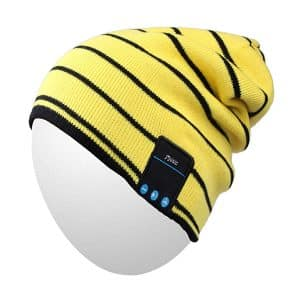 Qshell Bluetooth Music Beanie Hat