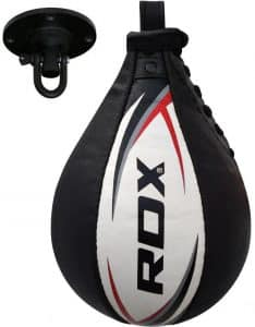 RDX Boxing Genuine Leather Speed Ball