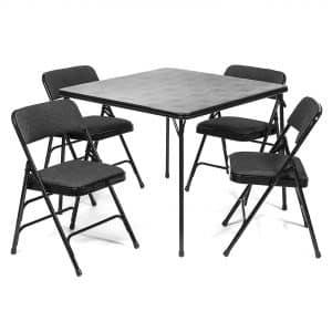 XL Series Folding Table and Chair Set