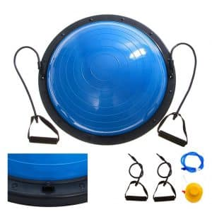 BestEquip 23 Inch Fitness Balance Trainer Ball with Lifting Rope