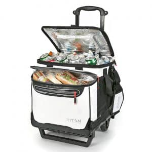 Arctic Zone Rolling Cooler