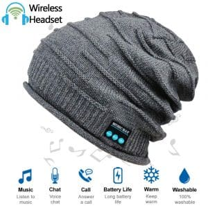 HighTechLife Beanie Hat