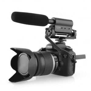 TAKSTAR Interview Camera Microphone