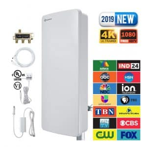 ANTV ANTOP Multi-Directional HD Outdoor TV Antenna