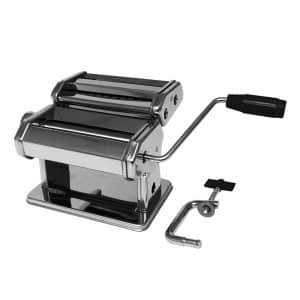 Metro Fulfillment House Italian Style Silver Finish Pasta Maker