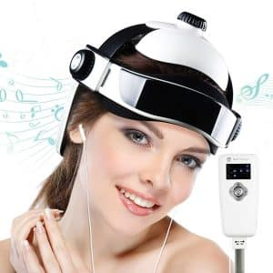 REAQER Multifunctional Electric Head Massager
