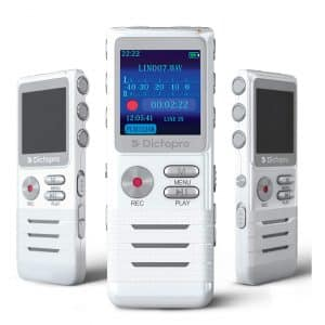 Dictopro Voice Activated Recorder