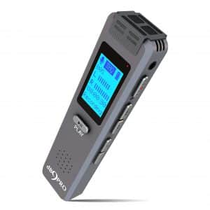 dB9PRO Voice Activated Recorder