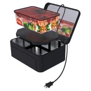 Aotto Portable Oven Car Food Warmer
