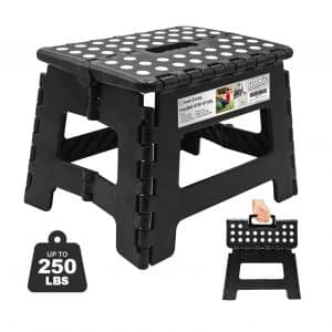 Peachy Top 10 Best Folding Step Stool For Kids In 2019 Reviews Andrewgaddart Wooden Chair Designs For Living Room Andrewgaddartcom