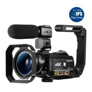 Ordro AC3 4K Camcorder