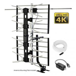PINGBINGDING HD TV Outdoor Antenna Digital Antenna