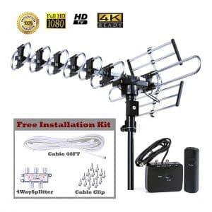 FiveStar Outdoor HD TV Antenna