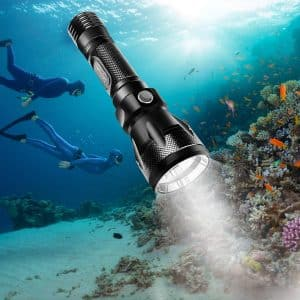 Top 10 Best Diving Flashlights in 2020 Reviews   Buyer's Guide