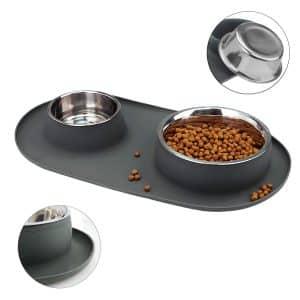 WESEN Dog stainless Bowls 80 oz