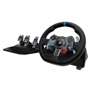 Logitech Dual-Motor Gaming Racing Wheel