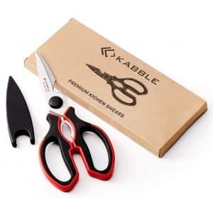 KABBLE Premium Multifunction Heavy Duty Kitchen Shears