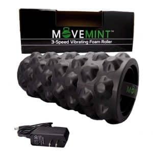 MOVEMINT Vibrating Foam Roller