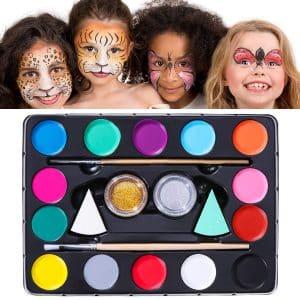 Unomor Face Paint Kits