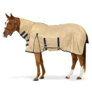 Equiessentials Softmesh Belly Band Combo Fly Sheet