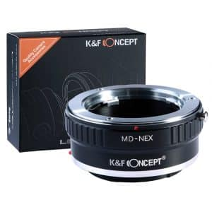 Lens Mount Adapter from K&F Concept