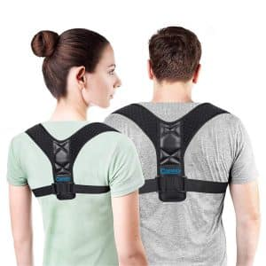 Comezy Back Posture Corrector for Women