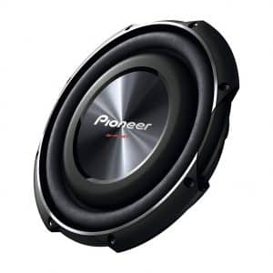 PIONEER 10-Inch Shallow-Mount Subwoofer