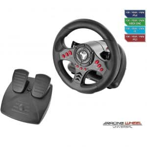 Subsonic Racing Universal PS4 Steering Wheel
