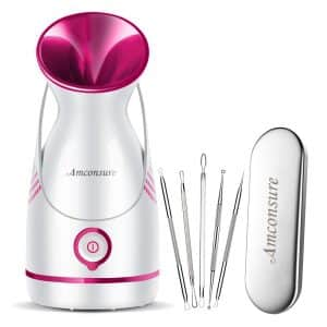 Amconsure Facial Steamer for Pores Cleansing and Blackheads Cleaning