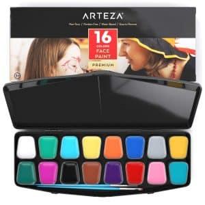 ARTEZA Face Paint Set