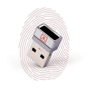 AuthenTrend USB Fingerprint Reader for Password-free Convenience