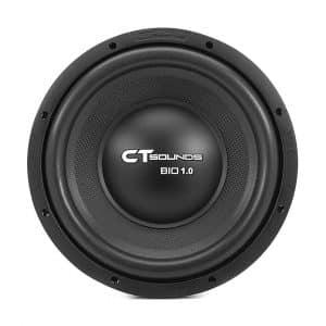 CT Sounds Bio 1.0 10-Inch Car Subwoofer