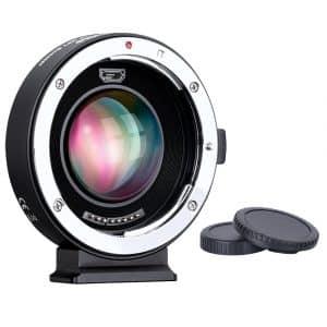 Commlite CM-AEF-MFT lens mount Autofocus Adapter