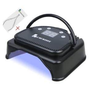 Lumcrissly Professional LED Nail Lamp