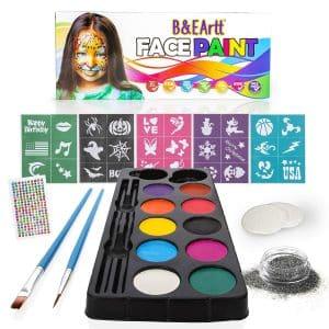B&E Artt Face Painting Kit