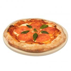 CucinaPro Pizza Stone for Oven, Grill, and BBQ